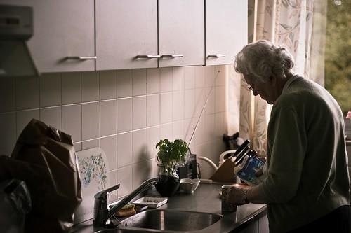 creating a senior friendly kitchen