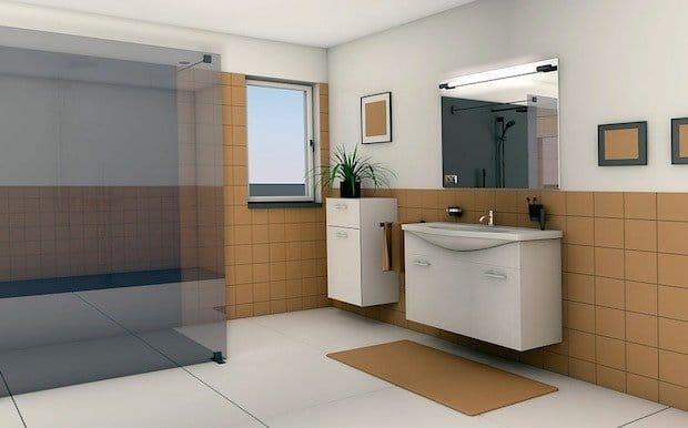 senior friendly bathrooms