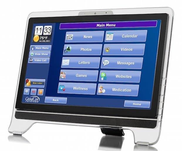 GrandCare Systems Monitor