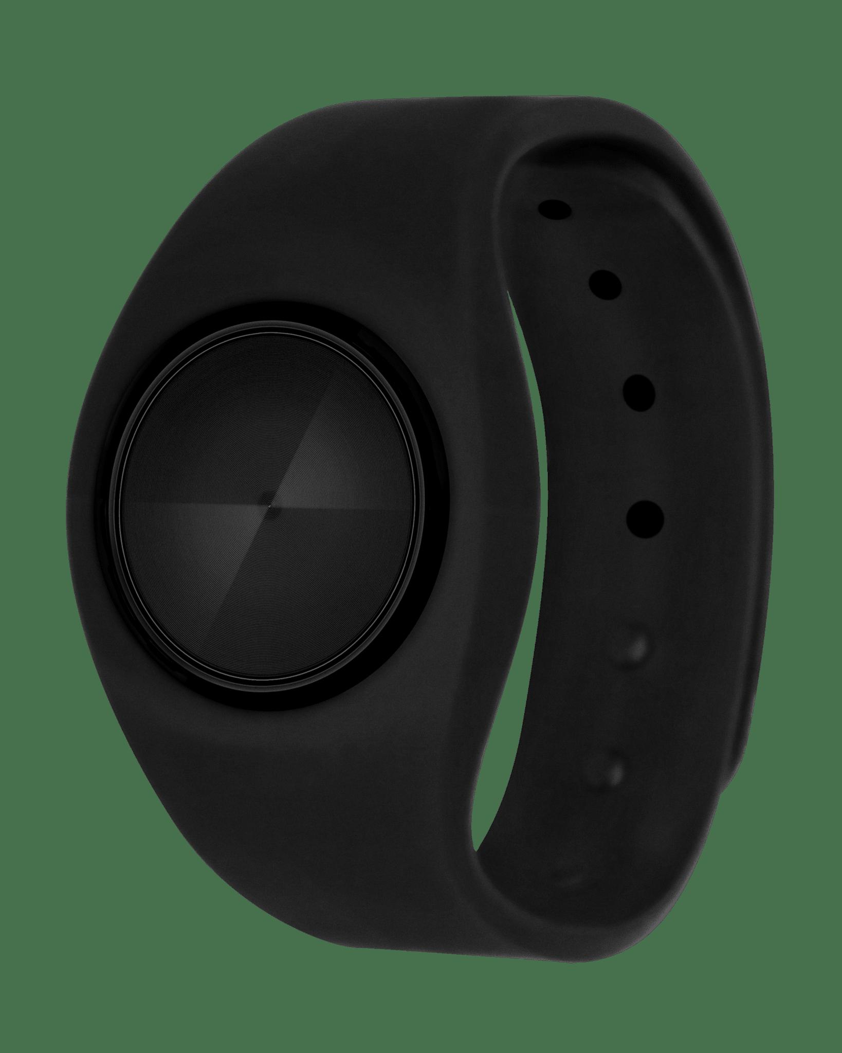 V.ALRT wrist watch with comfortable adjustable band