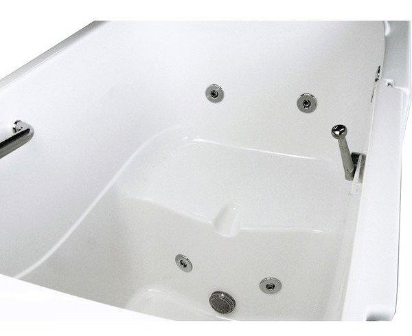 Walk-In Bariatric Tub