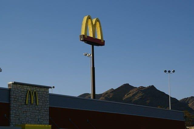 McDonald's Senior Discounts