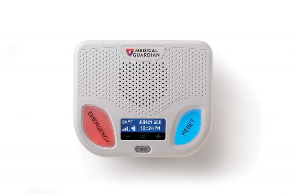 Medical Guardian Home Guardian cellular in-home medical alert system