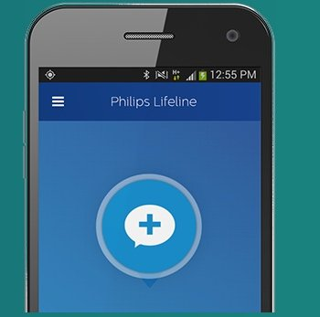 Philips Lifeline Response App