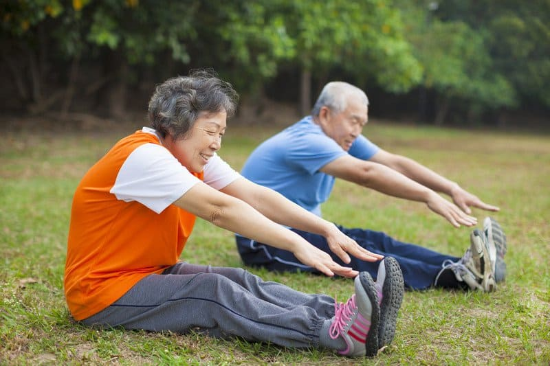 preventing falls in seniors with targeted balance exercises