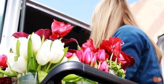 Repeat Roses - Recycled flowers bring joy to nursing homes