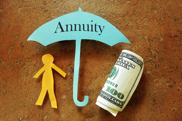 Paying for Long Term Care with Annuities