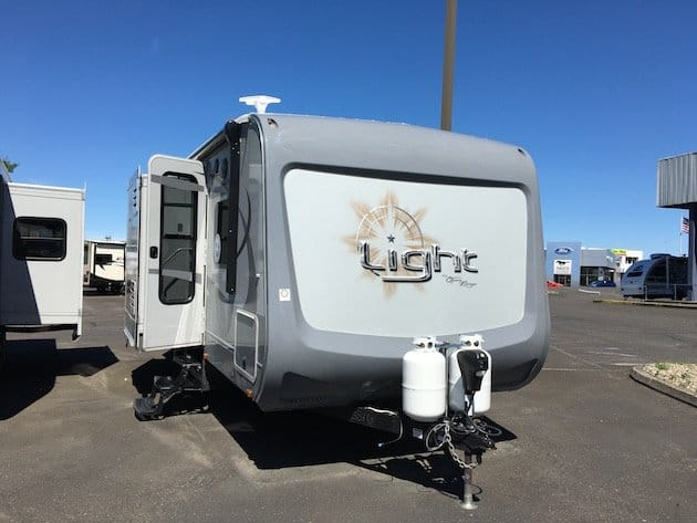 Questions to ask before buying an RV
