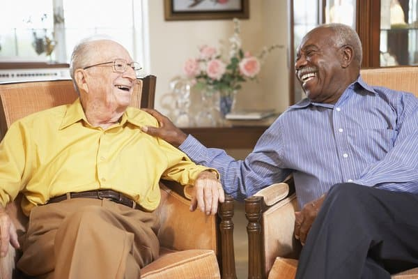 Activities for men in Assisted Living are important to staying healthy.