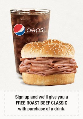 Arby's senior discounts and deals