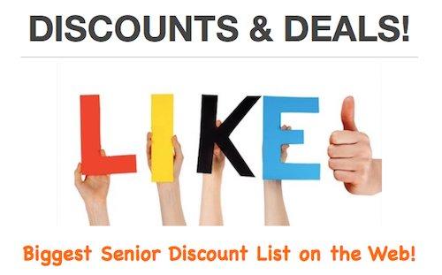 Submit Local Senior Discounts