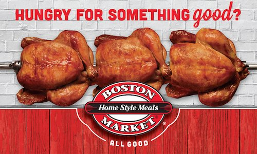 Boston Market Senior Discounts