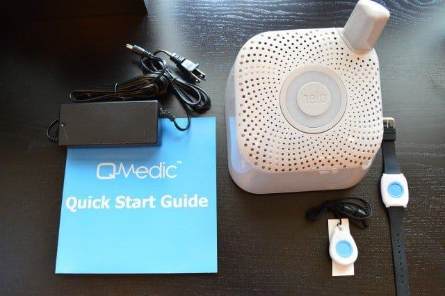 QMedic Smart Medical Alert System