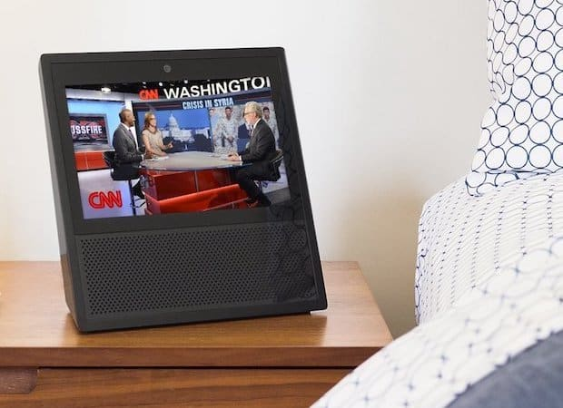 Aging In Place with Amazon Echo Show