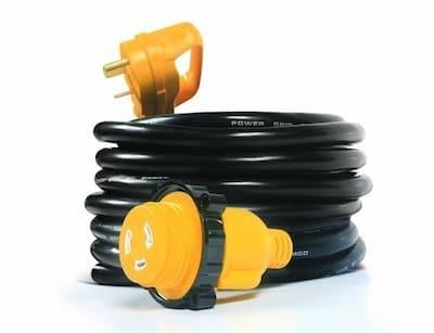 30 amp RV power cord