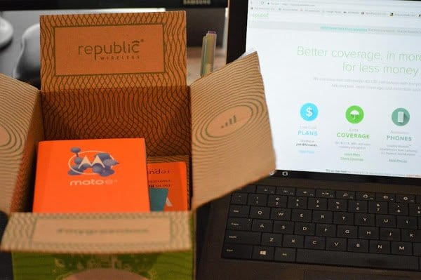 Republic Wireless saves you money on cell phone plans