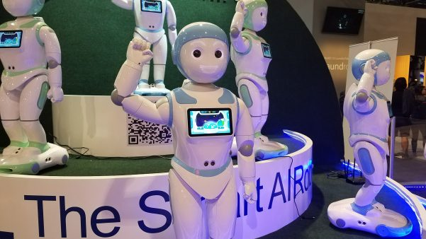CES Showcases Tech For Seniors: Robots and Smart Canes 12