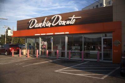 Dunkin' Donuts Senior Discounts