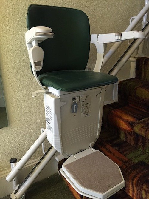 What Is A Stairlift? [Stair Lift]