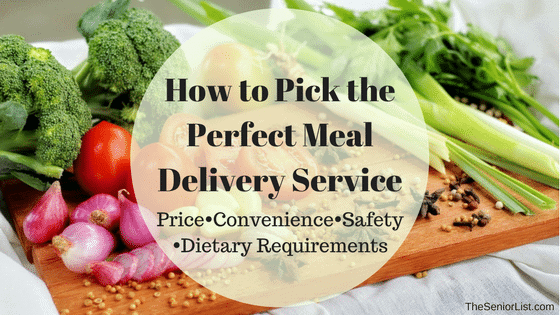 We provide tips on how to find the best meal delivery for seniors.