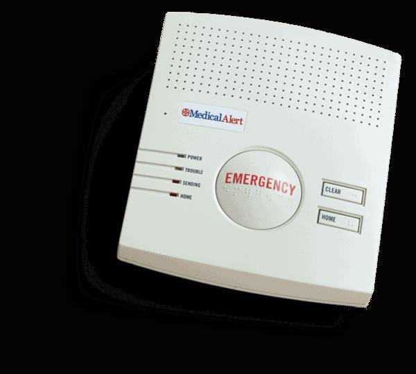At Home Landline medical alert system from Medical Alert.