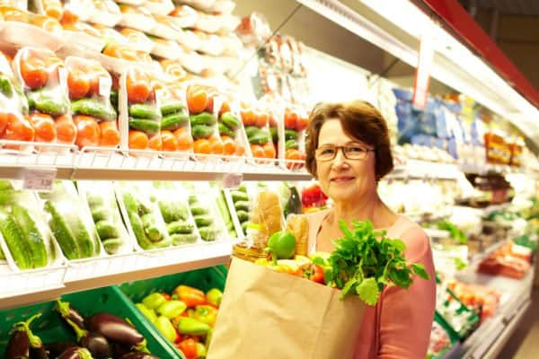 Grocery shopping – on the hunt for senior discounts and why businesses should offer senior discounts