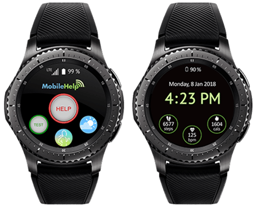 MobileHelp Smart: Stylish smartwatch and medical alert in one 1