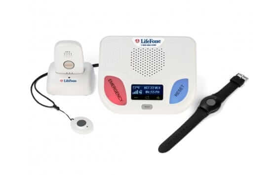 Lifefone At-Home and On-the-Go GPS