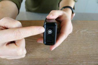 Bay Alarm Medical first in-car medical alert system.