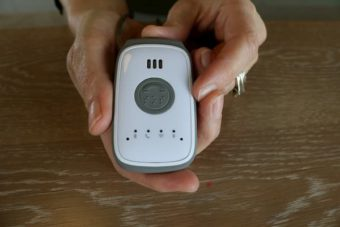 Medical Guardian Active Guardian cellular medical alert system