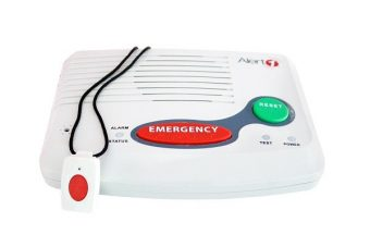Alert1 in-home medical alert system.