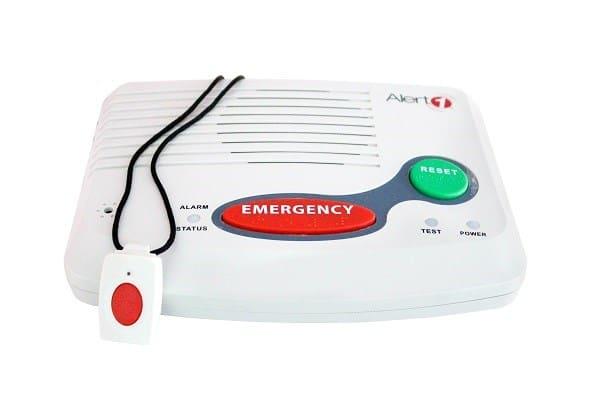 Alert1 in-home medical alert system.