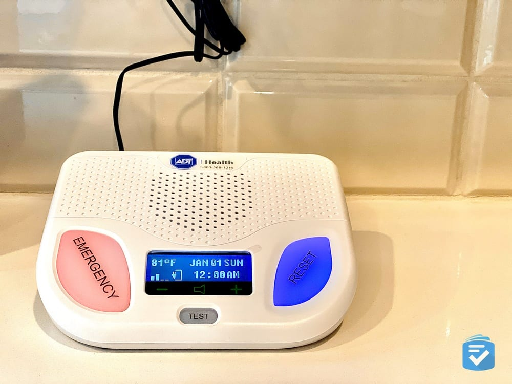 ADT's In-Home Base Station