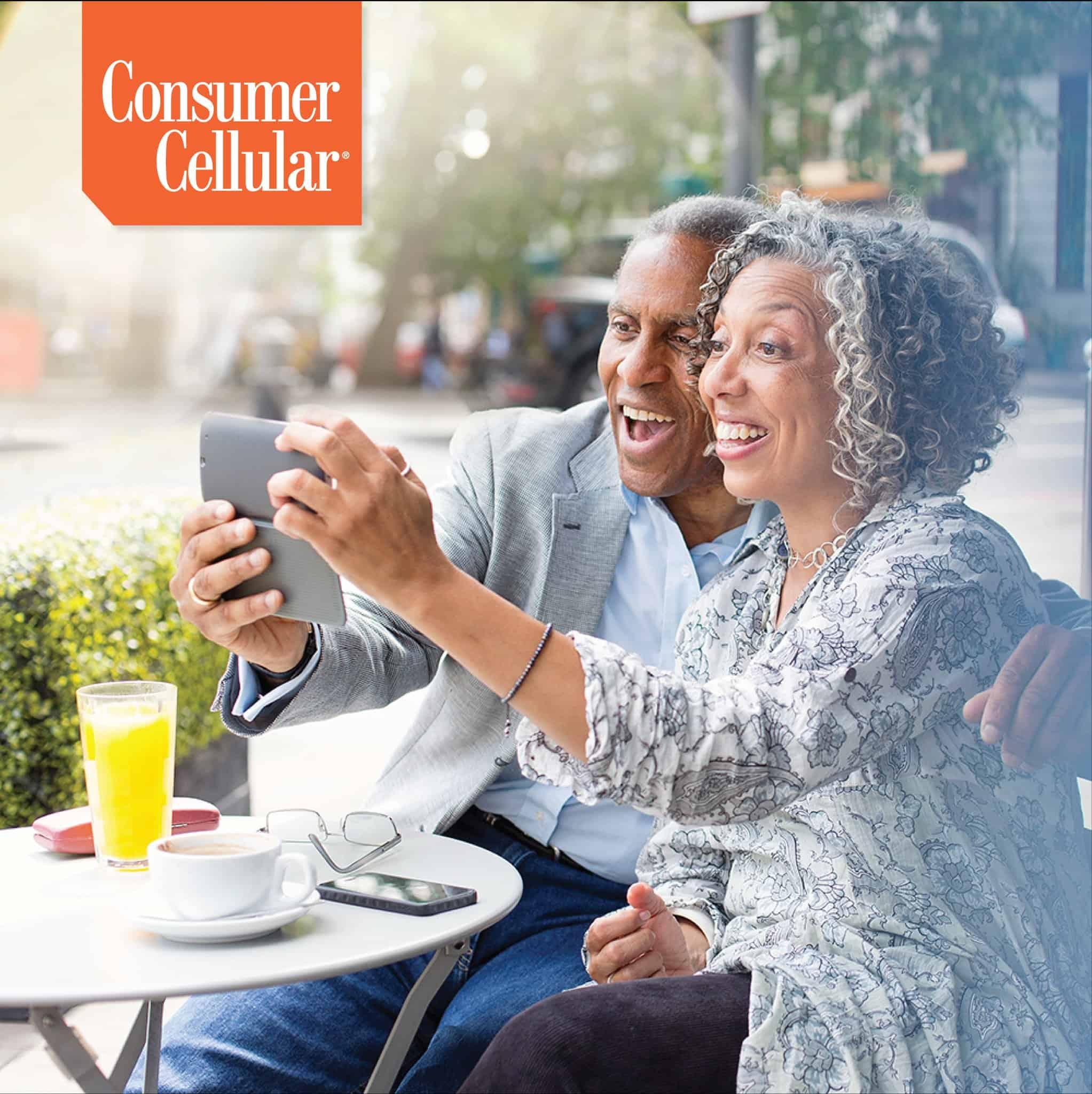 Consumer Cellular Phone Plans