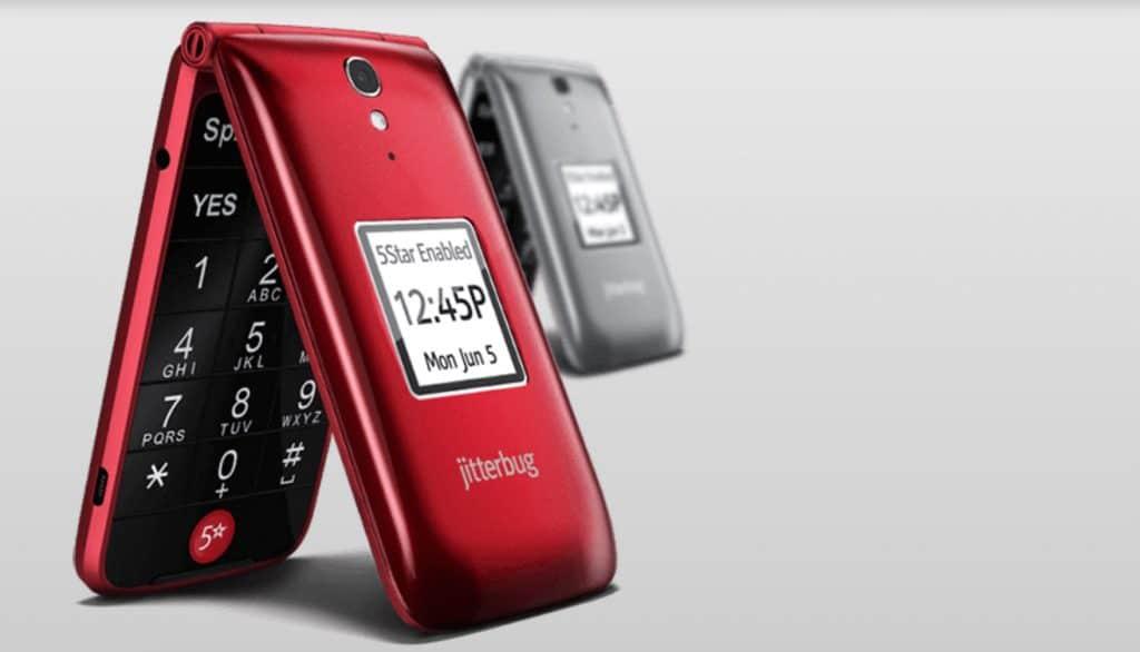 Jitterbug Flip Phones