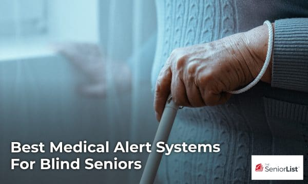 For seniors who are blind or low vision, there are several specific things to look for in a medical alert system.