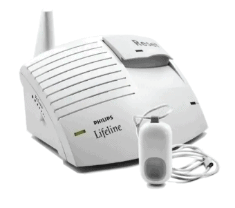 Philips HomeSafe with AutoAlert (Landline)