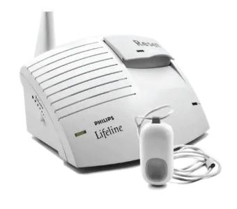 Philips HomeSafe with AutoAlert (Landline)