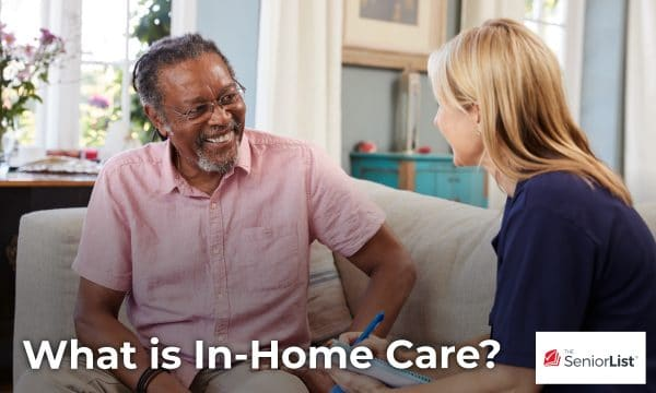 We take a look at in-home care and help you decide if it's right for you.
