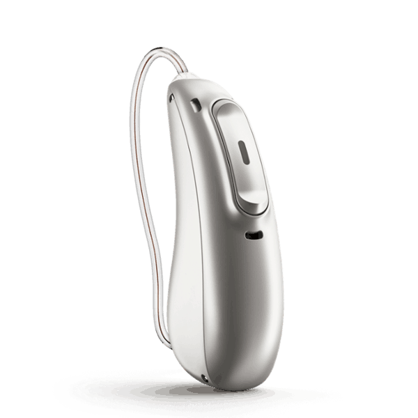 Phonak hearing aids use the latest technology to help seniors hear.