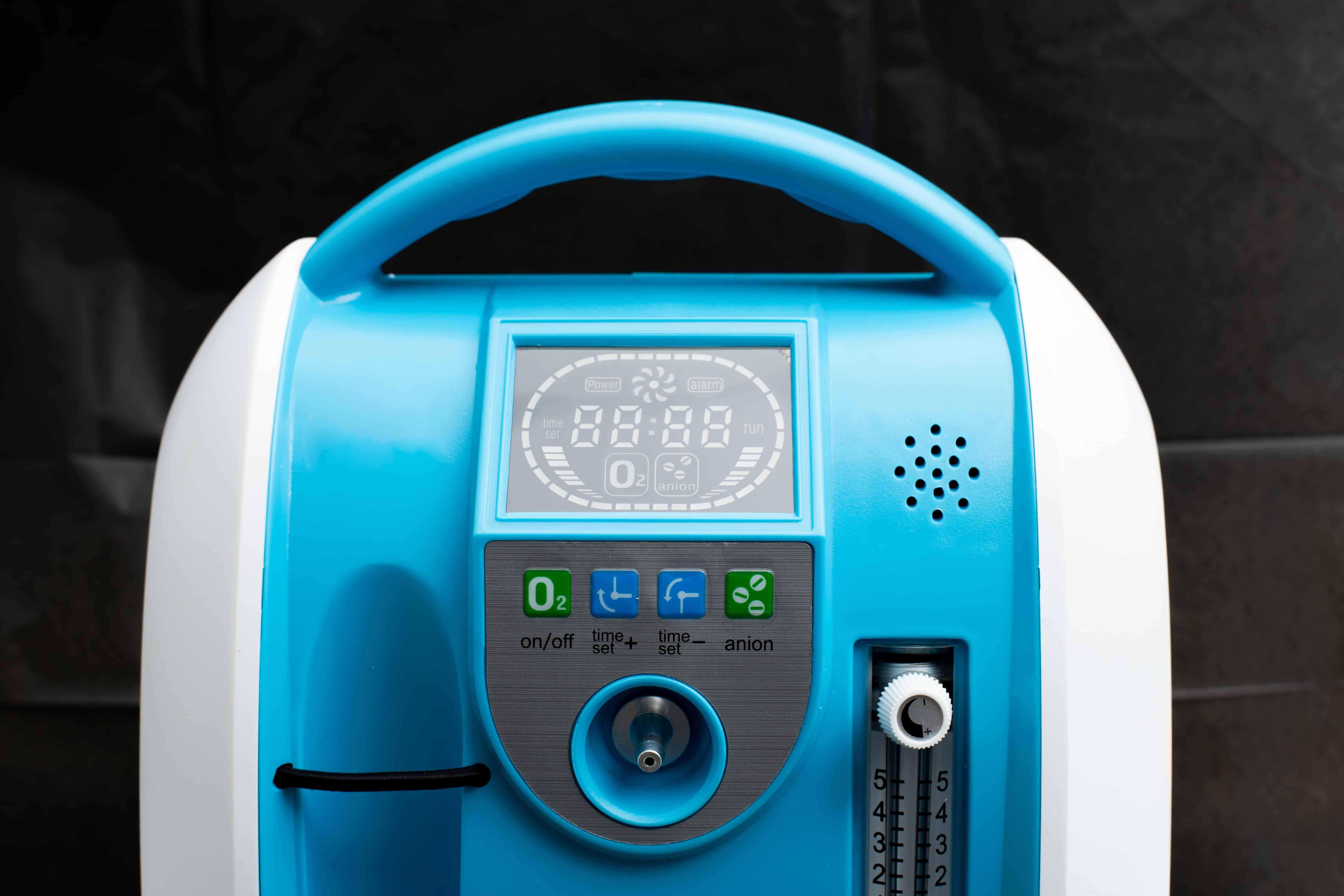 Portable Oxygen Concentrators Comparison