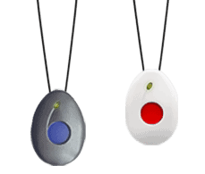 Connect America Fall Detection Pendant