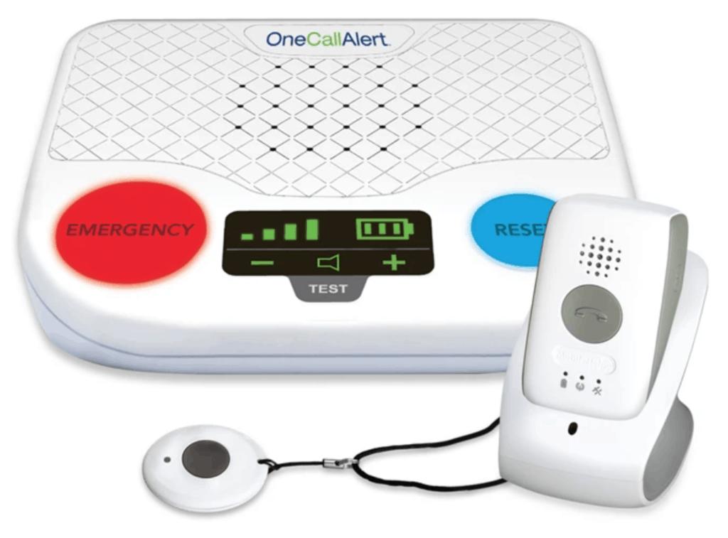 One Call Alert Equipment