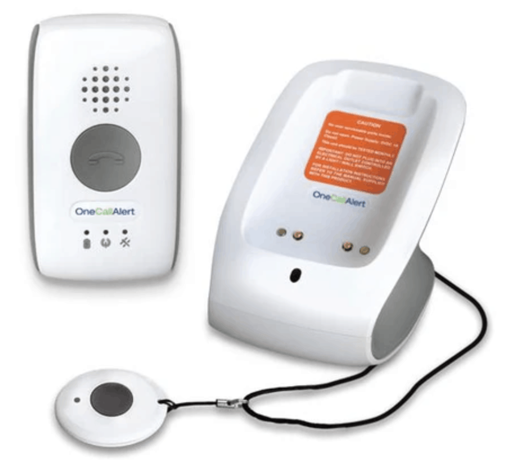One Call Alert Mobile On-the-Go Equipment