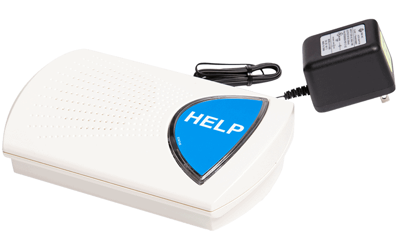 Rescue Alert MXD with Wall Charger