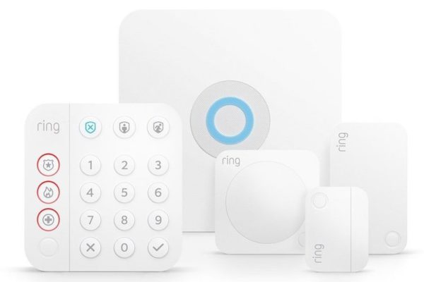 Ring Home Security Equipment