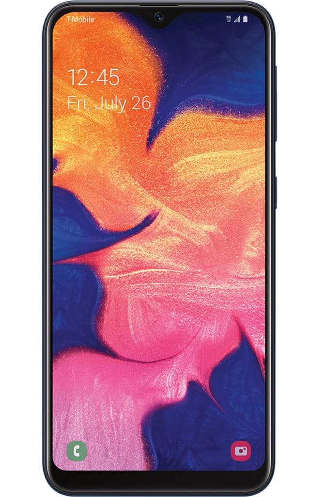 Samsung Galaxy A10e from T-Mobile