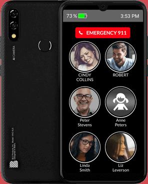 RAZ Memory Cell Phone
