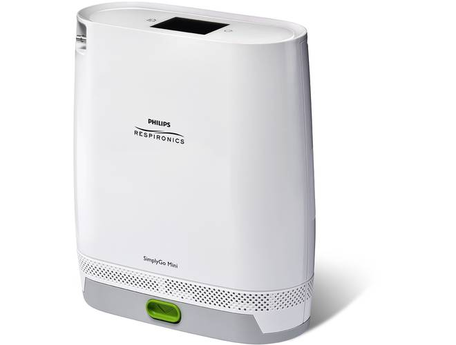 Philips Respironics SimplyGo Mini Portable Oxygen Concentrator