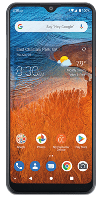 Consumer Cellular ZMax 10